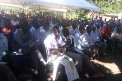Community Dialogue Meeting on Sexual Gender Based Violence in Jinja