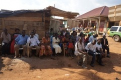 Community seminar at Wattuba in Wakiso district